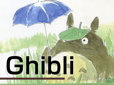 Studio Ghibli Goods