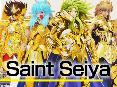 Saint Seiya Goods